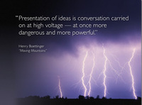 Lightning quote #7