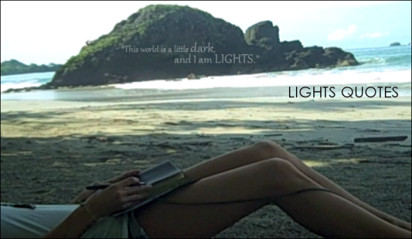 Lights quote #1