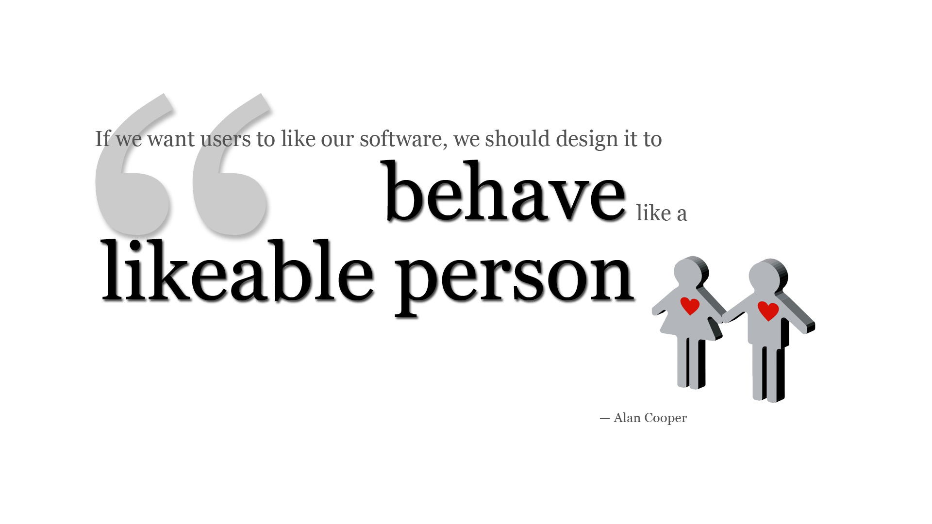 Likeable quote #1