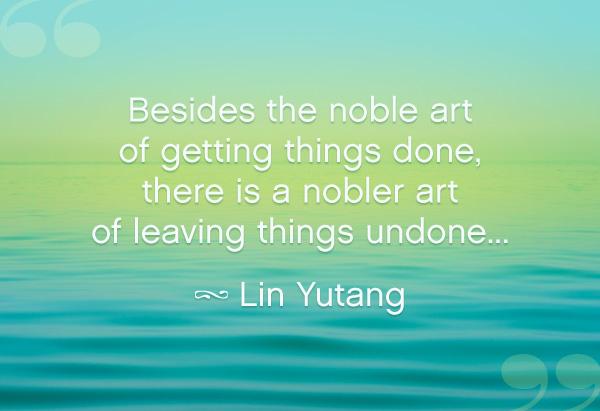 Lin Yutang's quote #3
