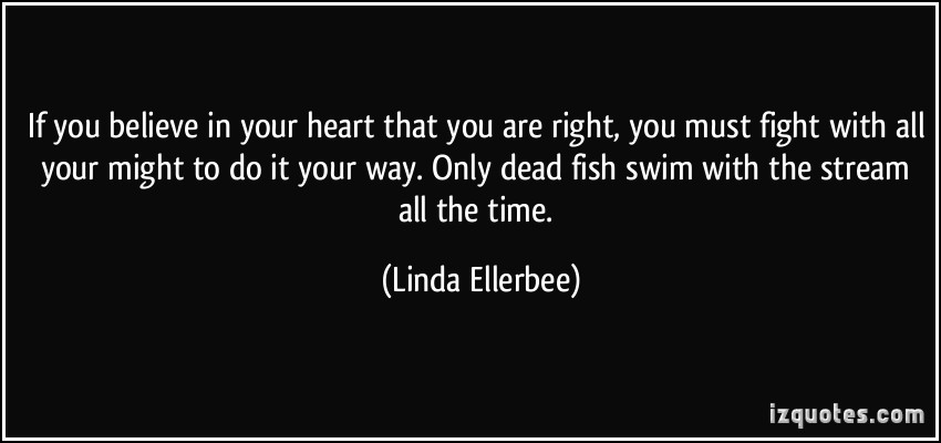 Linda Ellerbee's quote #1