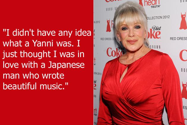 Linda Evans's quote #5
