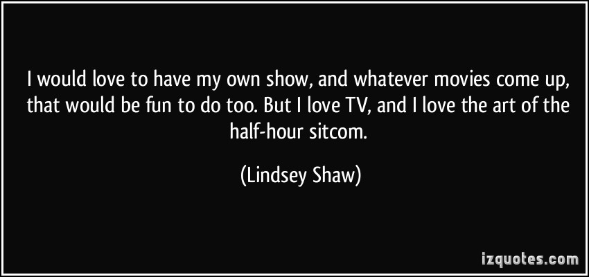 Lindsey Shaw's quote #3