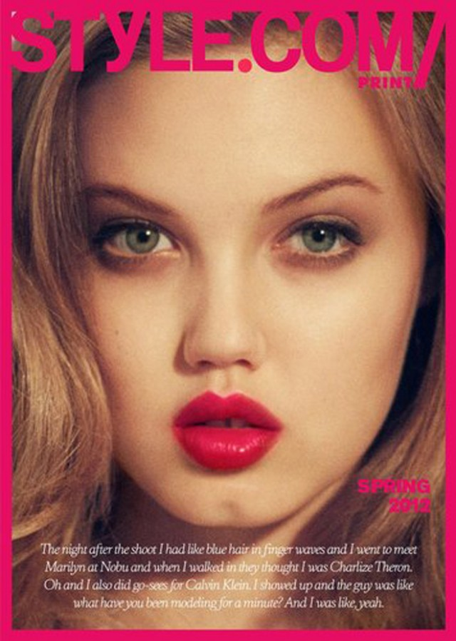 Lindsey Wixson's quote #1