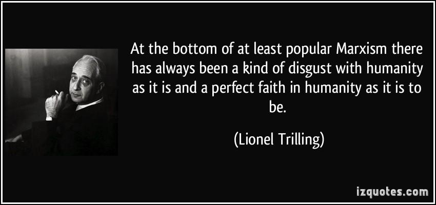 Lionel Trilling's quote #2