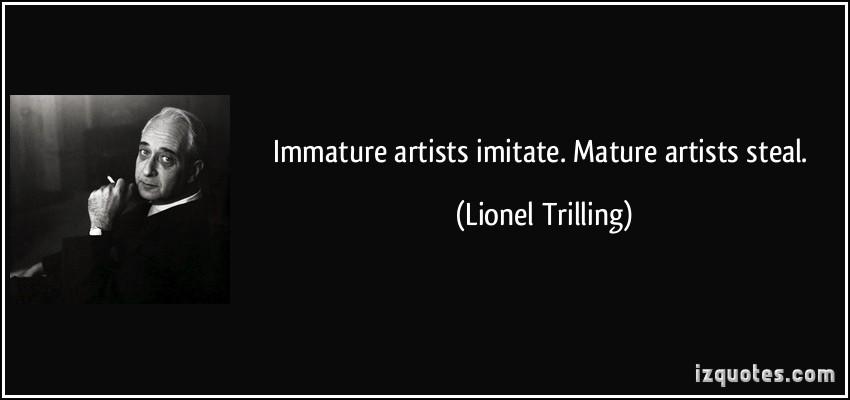 Lionel Trilling's quote #3