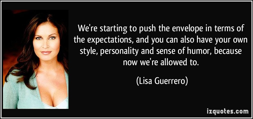 Lisa Guerrero's quote #4