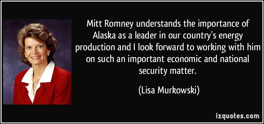 Lisa Murkowski's quote #3