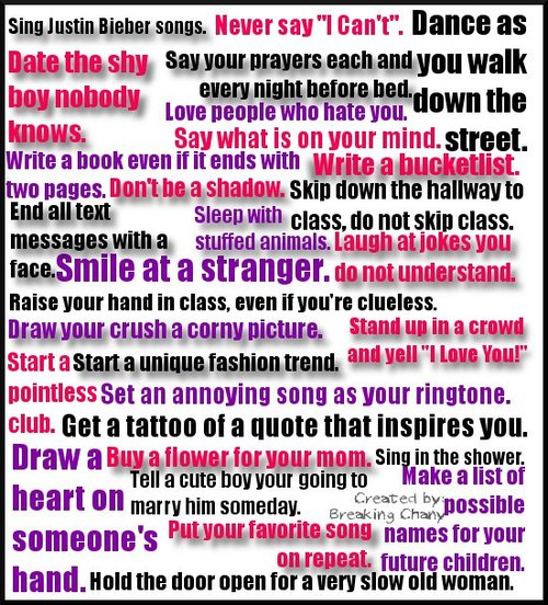 List quote #1