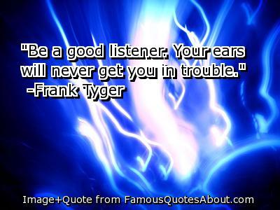 Listener quote #3