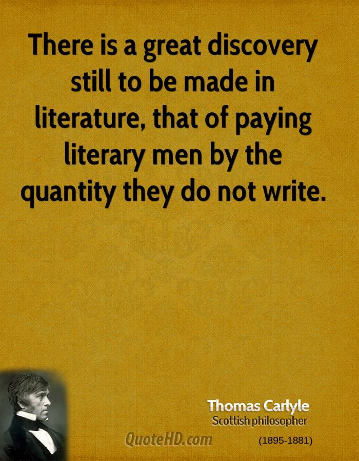 Literary Men quote #2