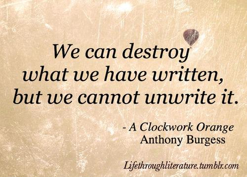 Literature quote #4