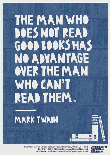 Literature quote #1