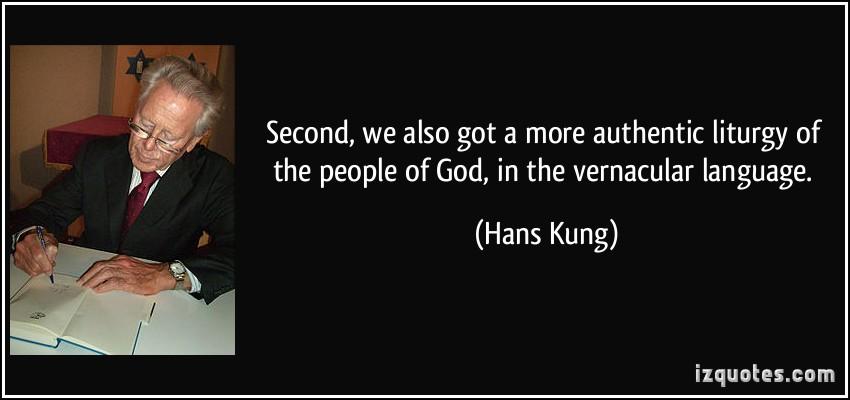 Liturgy quote #1