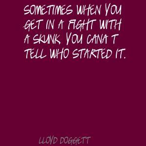 Lloyd Doggett's quote #1
