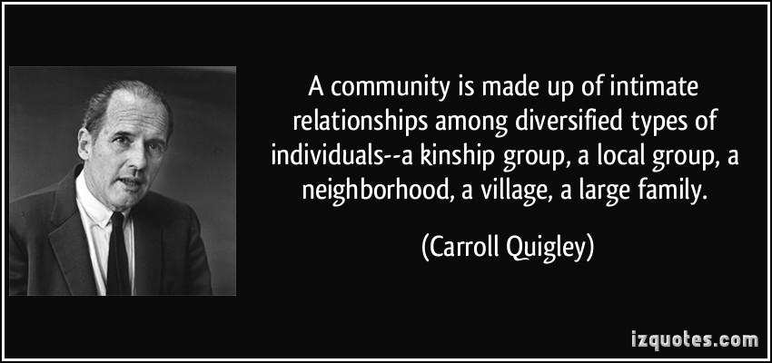 Local Community quote #2