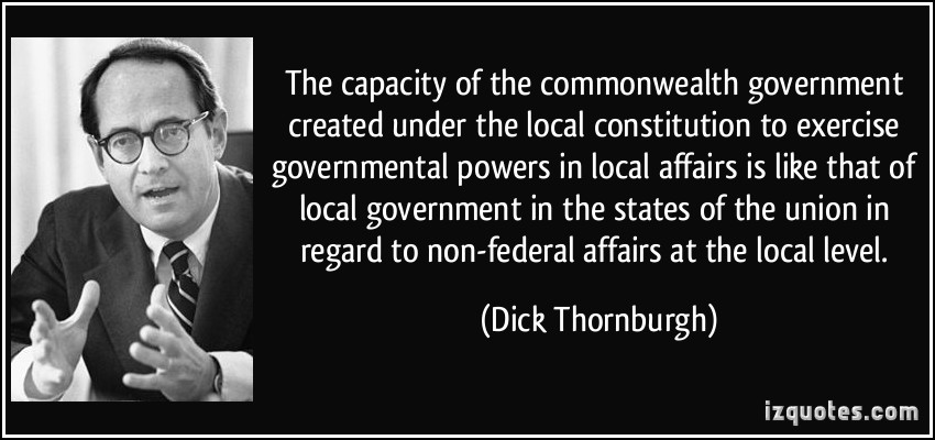 Local Government quote #1