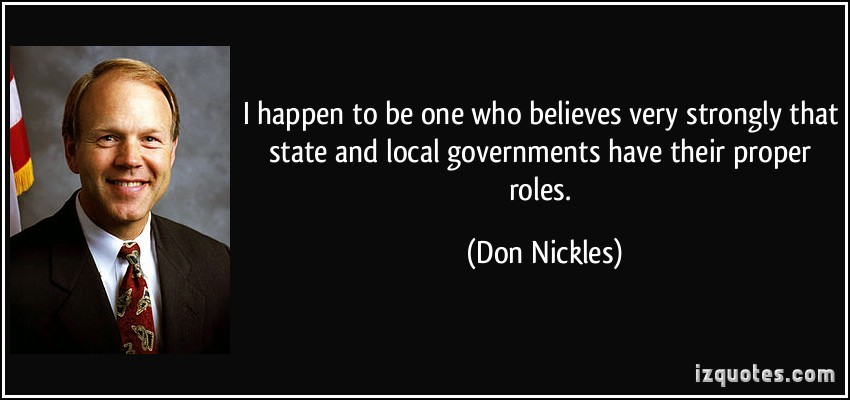 Local Governments quote #2