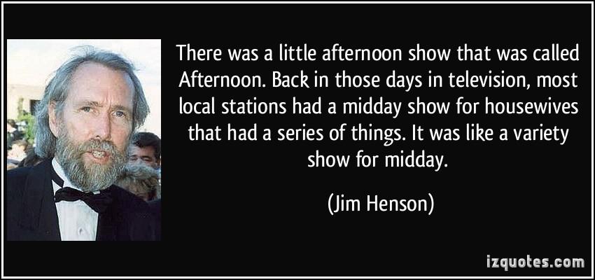 Local Television quote #2