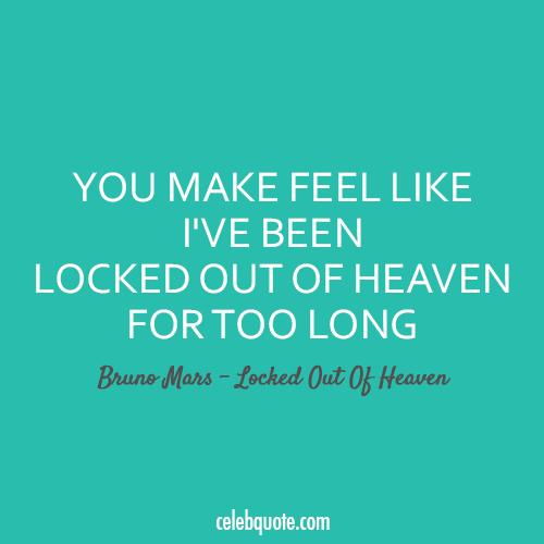 Locked quote #3