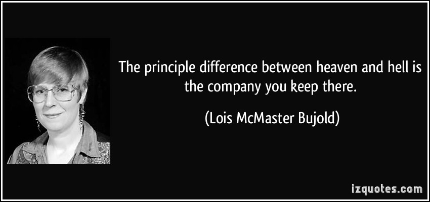 Lois McMaster Bujold's quote #1