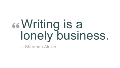 Lonely Business quote #2