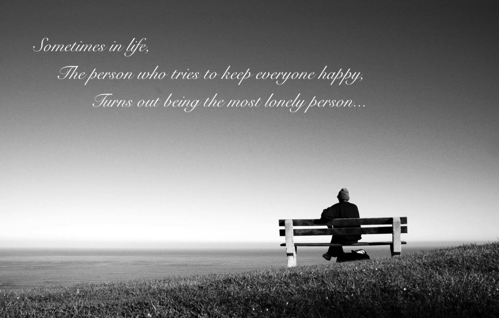 Lonely Life quote #1