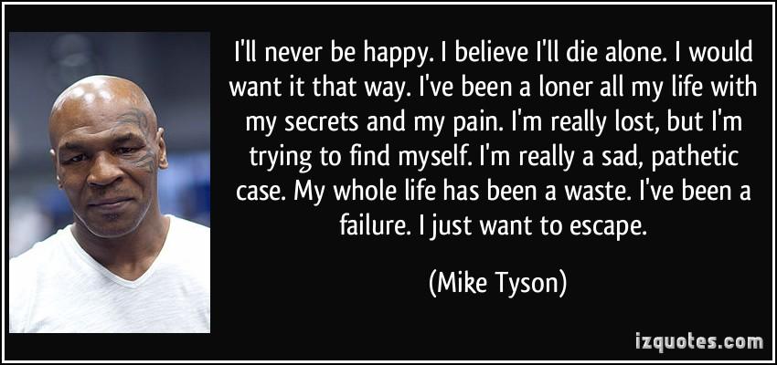 Loner quote #5