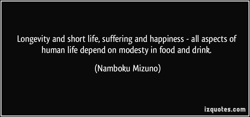 Longevity quote #4