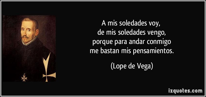 Lope de Vega's quote #2