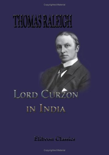 Lord Curzon's quote #1