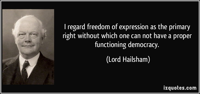 Lord Hailsham's quote #1