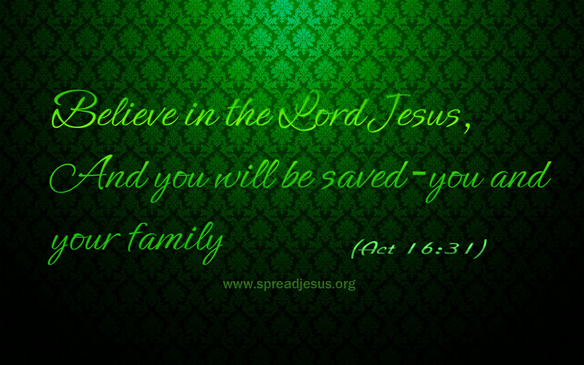 Lord Jesus quote #1