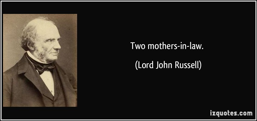 Lord John Russell's quote #1
