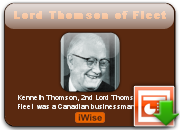 Lord Thomson of Fleet's quote #2
