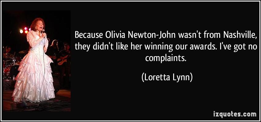 Loretta Lynn's quote #5