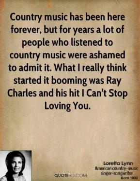 Loretta Lynn's quote #2
