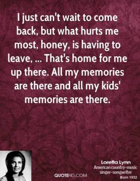 Loretta Lynn's quote #1