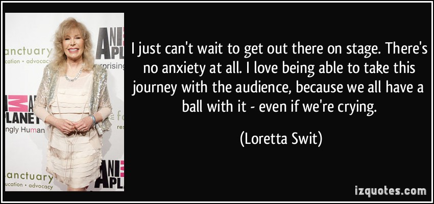 Loretta Swit's quote #2