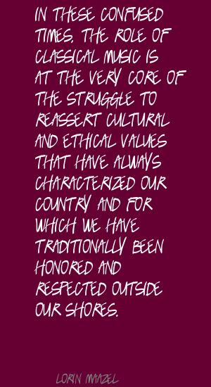 Lorin Maazel's quote #1