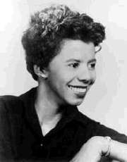 a biography of lorraine hansberry Article abstract: contributions: a writer and an activist, lorraine hansberry was the first african american woman to win the new york drama critics' circle award early life lorraine vivian hansberry was born on may 19, 1930, into a middle-class family on the south side of chicago, illinois.