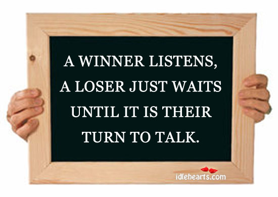 Loser quote #2