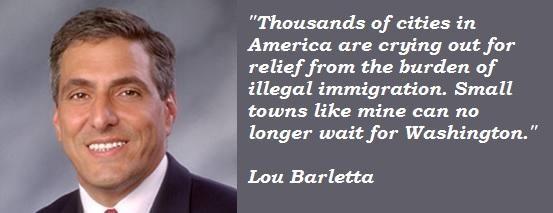 Lou Barletta's quote #3