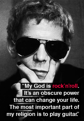 Lou Reed's quote #2