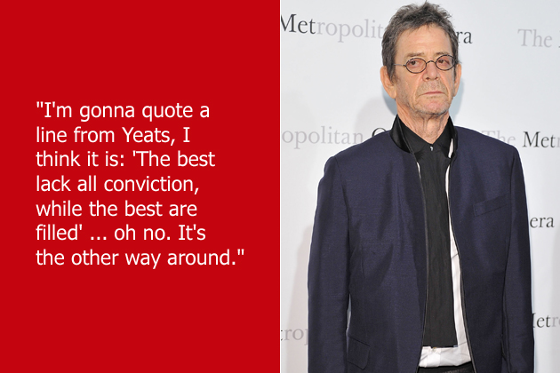 Lou Reed's quote #5