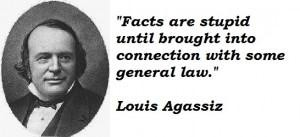 Louis Agassiz's quote #1