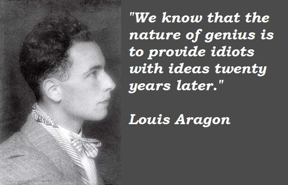 Louis Aragon's quote #4