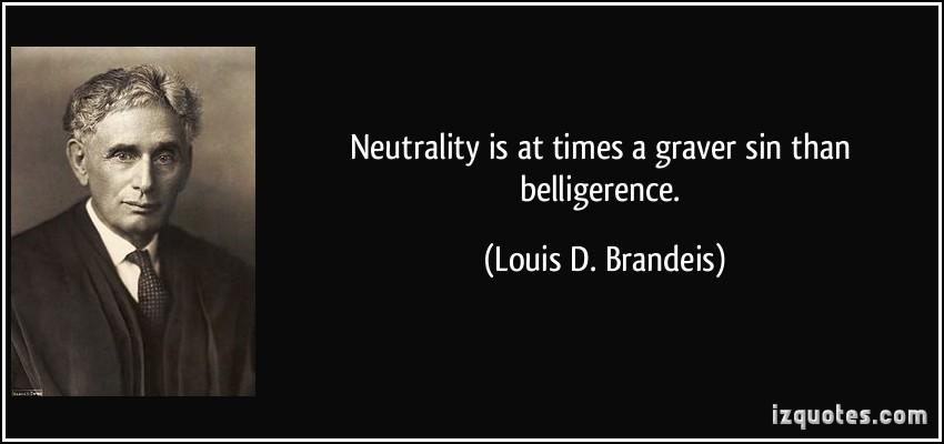 Louis D. Brandeis's quote #4