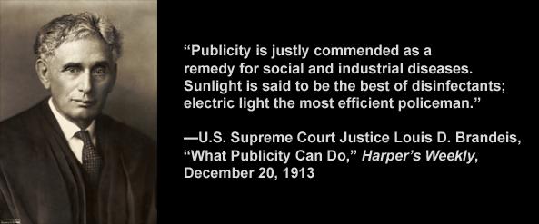 Louis D. Brandeis's quote #2