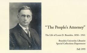 Louis D. Brandeis's quote #5